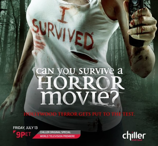 Can You Survive a Horror Movie – Chiller Network