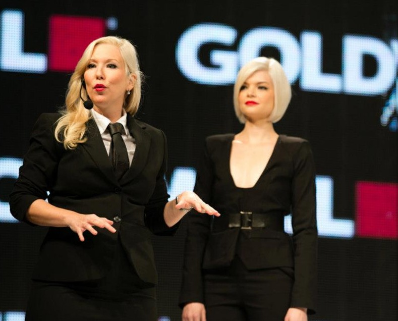 Goldwell Miami Hair Show