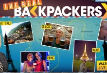 The Real Backpackers for CW Seed
