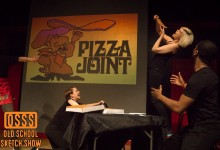 Old School Sketch Show @ The PIT